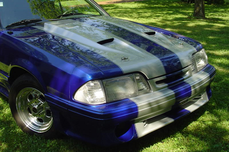 Mustang, continued
